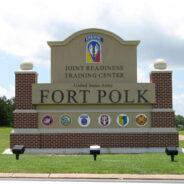 Fort Polk Cantrell Gymnasium